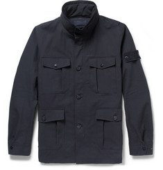 Stone Island Ghost Waterproof Cotton Jacket