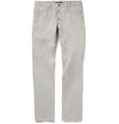 Incotex Incotex Slim-Fit Cotton-Blend Jeans