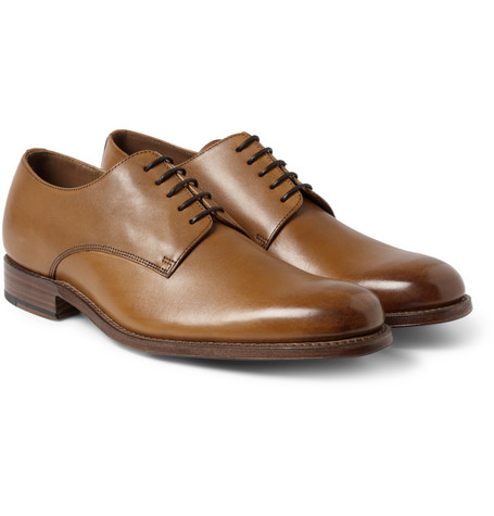Grenson Toby Leather Derby Shoes