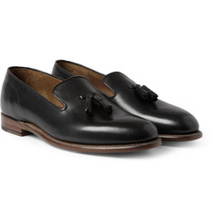 Grenson Marcel Leather Tasselled Loafers