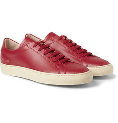 Common Projects Original Vintage Leather Low Top Sneakers