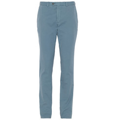 Hardy Amies Cotton Trousers