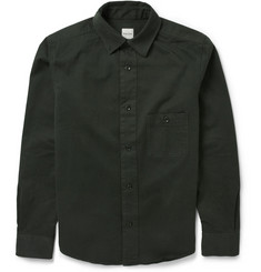Hardy Amies Cotton-Twill Shirt