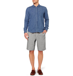 Our Legacy Regular-Fit Linen Shorts