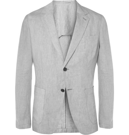 Our Legacy Unstructured Linen Blazer