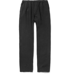 Our Legacy Regular-Fit Linen Trousers