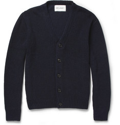 Our Legacy Knitted-Cotton Cardigan