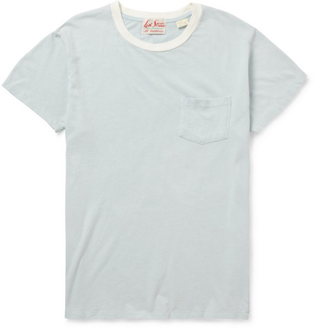 Levi's Vintage Clothing 1950s Cotton-Jersey Crew Neck T-Shirt