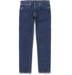 Levi's Vintage Clothing 1978 501 Slim-Fit Washed Selvedge Denim Jeans