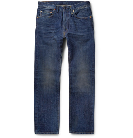 Levi's Vintage Clothing 1967 505 Slim-Fit Selvedge Jeans