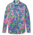 Levi's Vintage Clothing Slim-Fit Printed Cotton Western Shirt