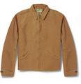 Levi's Vintage Clothing - 1930s Suede Bomber Jacket