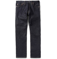 Levi's Vintage Clothing 1962 551Z Pre-Shrunk Dry-Denim Jeans