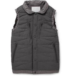 White Mountaineering Lightweight Down-Filled Gilet