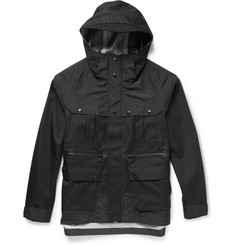 White Mountaineering Waterproof Gortex Hooded Jacket