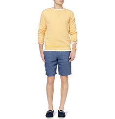Gant Rugger Washed Cotton-Jersey Sweatshirt