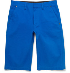Rag & bone Sawyer Cotton-Twill Shorts