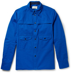 Rag & bone Markham Cotton-Twill Shirt Jacket