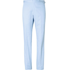 Richard James Slim-Fit Cotton Suit Trousers