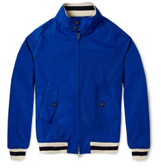 Mackintosh Storm System Cotton Bomber Jacket