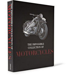 Assouline The Impossible Collection of Motorcycles by Ian Barry and Nicolas Stecher Hardcover Book