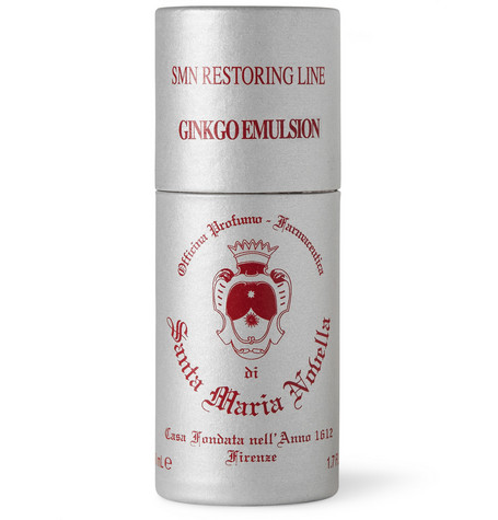 Santa Maria Novella Ginkgo Body Emulsion 50ml