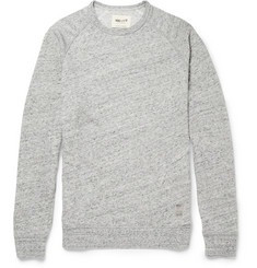 NN.07 Alex Loopback Cotton-Blend Sweatshirt