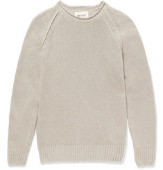 NN.07 Knitted-Linen Sweater