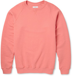 Hentsch Man Cotton-Terry Sweatshirt