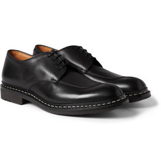 Heschung Rhus Leather Derby Shoes