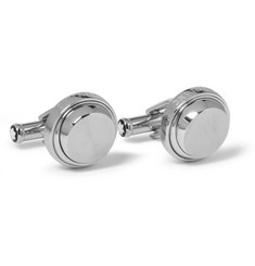 Montblanc Stainless Steel T-Bar Cufflinks