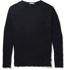 James Perse Cotton and Cashmere-Blend Jersey T-Shirt