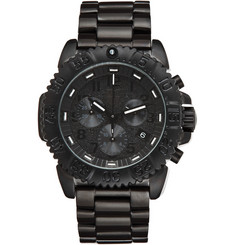 Luminox Navy SEAL Colormark Chronograph 3180 Series Watch