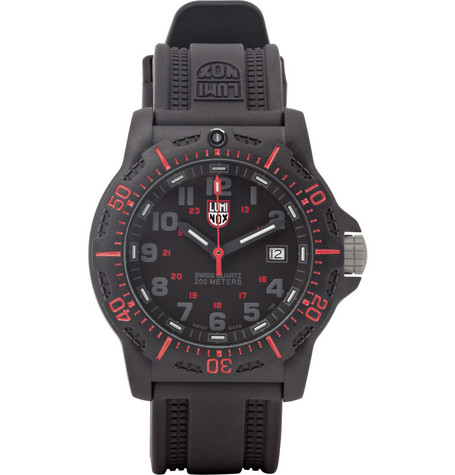 Luminox Black Ops Carbon 8800 Series Watch