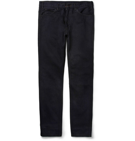 Levi's Vintage Clothing 1960 605 Slim-Fit Garment-Dyed Jeans