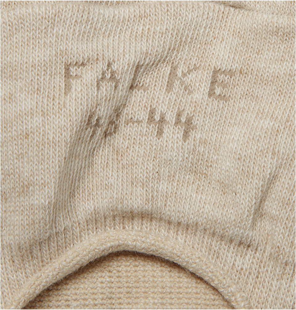 Falke Step Invisible Cotton-Blend Socks
