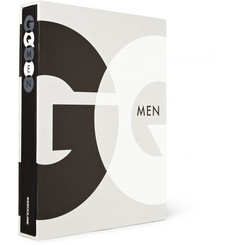 Assouline GQ Men by Jim Nelson and Glenn O'Brien Hardcover Book