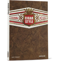 Assouline Cigar Style by Nick Foulkes