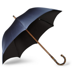Francesco Maglia Bamboo Wood Handle Umbrella
