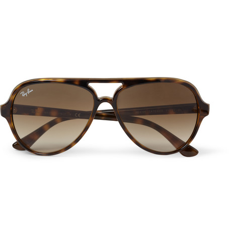 Ray-Ban Acetate Aviator Sunglasses