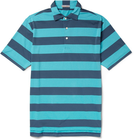 Peter Millar Pique Golf Polo Shirt