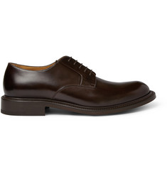 O'Keeffe Felix Leather Derby Shoes