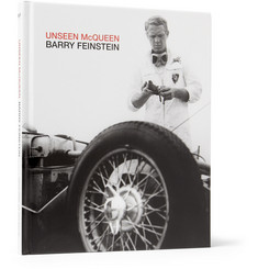 Reel Art Press Unseen McQueen Hardcover Book