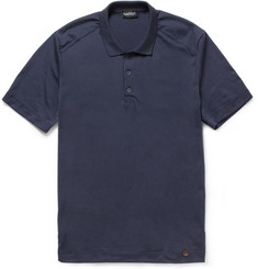 Hanro Cotton-Jersey Polo Shirt