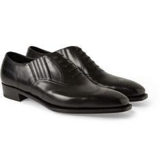 George Cleverley Anthony Churchill Leather Oxfords