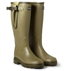 Le Chameau - Vierzon Leather-Lined Wellington Boots