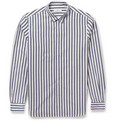 Hentsch Man - Striped Cotton Shirt