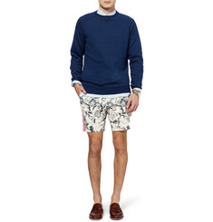 Hentsch Man Loopback Cotton-Jersey Sweatshirt