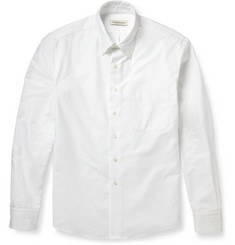 Raleigh Denim Button-Down Collar Cotton Oxford Shirt
