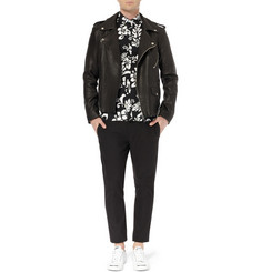 Ovadia & Sons Camp Hibiscus-Printed Cotton Shirt